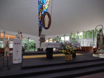 メキシコシティの無料観光スポット、ソウマヤ美術館と動物園。フェリックス・キャンデラの教会も。