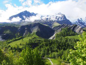 【ヨーロッパレンタカー旅 その3】フレンチアルプスの峠を越えて、モンブランを見にシャモニーへ。