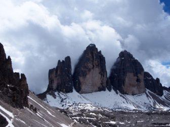 【ヨーロッパレンタカー旅 その7】ドロミテ、コルティナでのハイキングと、トレチーメ公園