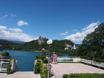 【ヨーロッパレンタカー旅 その9】ジュリアンアルプスと、ボーヒン湖でキャンプ。