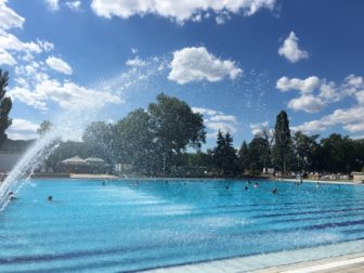 ブダペストで温泉行くならセーチェニよりも、マルギット島にあるここがおすすめ。