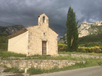 【ヨーロッパレンタカー旅 その2】ヴェルドン渓谷をドライブ。フランスで一番かわいい村。