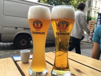 おいしいドイツビールの話と、ベルリンB級グルメ。