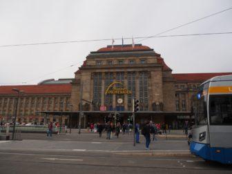 ドイツのライプツィヒという街と、芸術村シュピネライ。