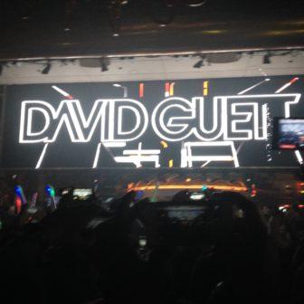 【ラスベガスのクラブ】ENCOREで、 Avicii とDavid GuettaとMajor LayzerとKaskade