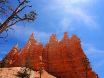 【グランドサークルレンタカー旅 6】ブライスキャニオンと、国立公園キャンプ場の支払い方法。