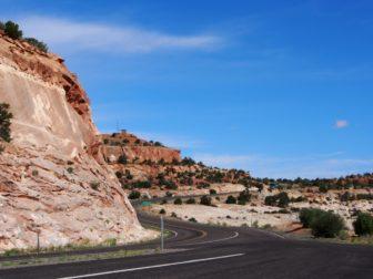 【グランドサークルレンタカー旅 7】ユタ州道12号と、モアブのキャンプ場と鉄砲水。