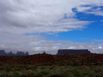 【グランドサークルレンタカー旅 9】コロラド州のメサベルデと、モニュメンドバレー