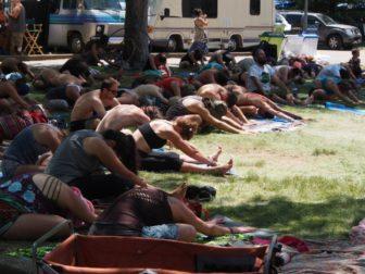 【野外フェス】カリフォルニア開催『High Sierra Music Festival 2015』 〜 会場の様子編