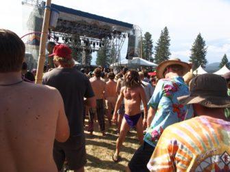 【野外フェス】カリフォルニア開催『High Sierra Music Festival 2015』 〜 行き方・テントサイトの様子編