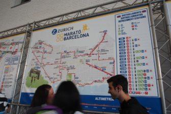 【マラソン大会レポ】第39回バルセロナマラソン、体調不良の3人が挑んだ結果。