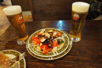 マドリッドの無料美術館と、美味しい鱈フライと、クラブでリー・ペリー。