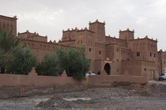 【モロッコレンタカー旅 その5】5日目Nkob、6日目Skouraでたくさんのカスバ。