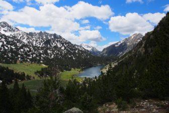 【スペインレンタカー旅 その7】ピレネー山脈、アイグエストルタス国立公園をハイキング。