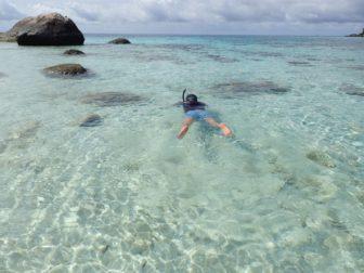タイのラストリゾート、リペ島〜ビーチとシュノーケリングとシーカヤック編〜