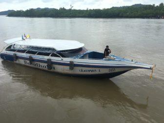 【タイ最後の秘境?リペ島に到着しました】リペ島への行き方とハートヤイという街。