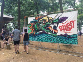 ベトナム最大の野外音楽フェス【QUEST FESTIVAL 2017】に参加してみた!