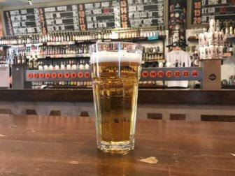 【モスクワのビール事情】お薦めクラフトビール屋と、クラブに行った話。
