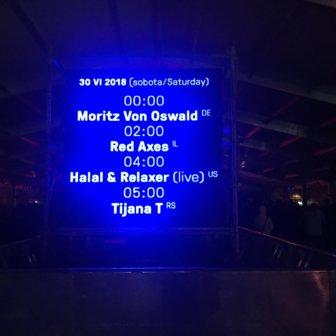 【音楽フェス】ポーランド開催『Tauron Nowa Muzyka Katowice 2018』とクラクフの街歩き