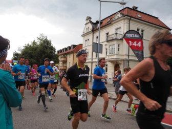 バイエルン州・フュッセン開催『ロマンチックマラソン』のフルマラソンの部に参加!