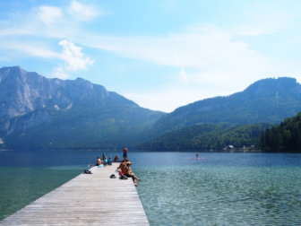 【オーストリアレンタカー旅 その5】ザルツカンマーグートの美しい山々と湖と、12日間でかかったお金
