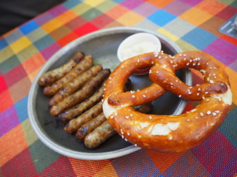 南ドイツの田舎町ラウフでの1週間、暮らしの様子と美味しいもの。