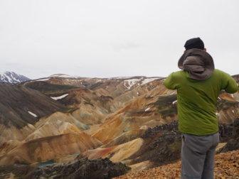 逆ルートのすすめ。アイスランド・ロイガヴェーグルトレッキング【3・4日目と天然温泉】