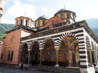 ブラゴエヴグラトの街とリラの修道院、そしてブルガリアでの移動まとめ。